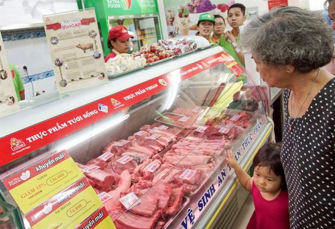 Thực hư thịt lợn Mỹ nhập về giá 1 USD/kg - Ảnh 1.