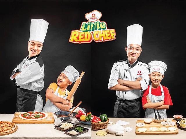 """Cùng con khám phá thế giới ẩm thực tại """"Little Red Chef"""" - Ảnh 2."""