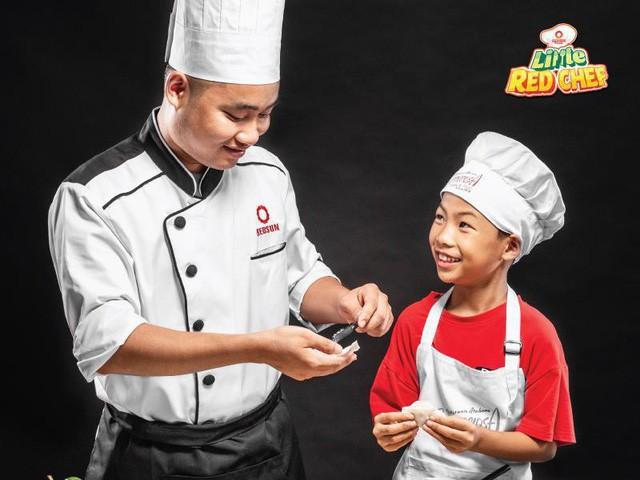 """Cùng con khám phá thế giới ẩm thực tại """"Little Red Chef"""" - Ảnh 6."""
