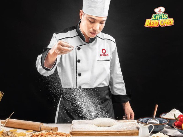 """Cùng con khám phá thế giới ẩm thực tại """"Little Red Chef"""" - Ảnh 7."""