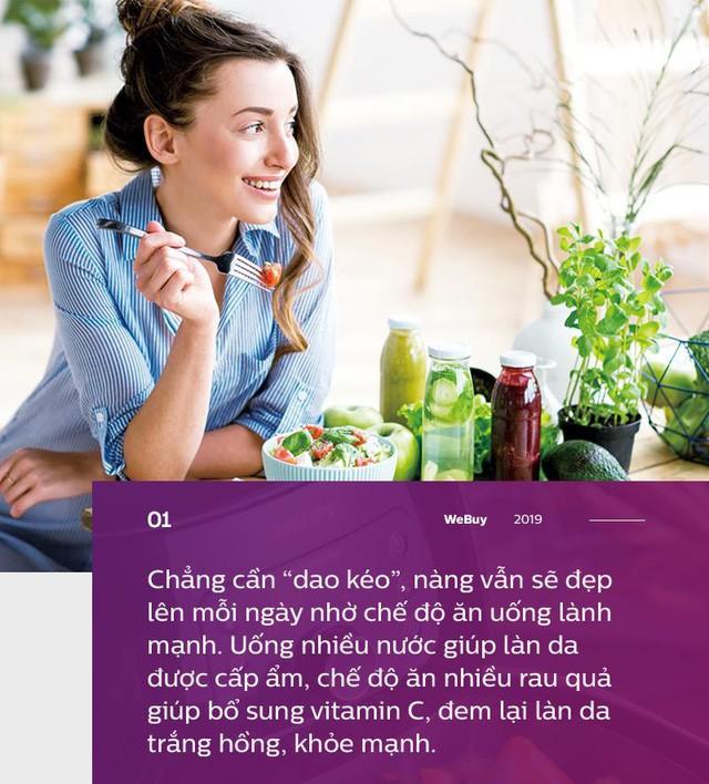 4 tips siêu đơn giản giúp nàng thăng hạng nhan sắc - Ảnh 1.