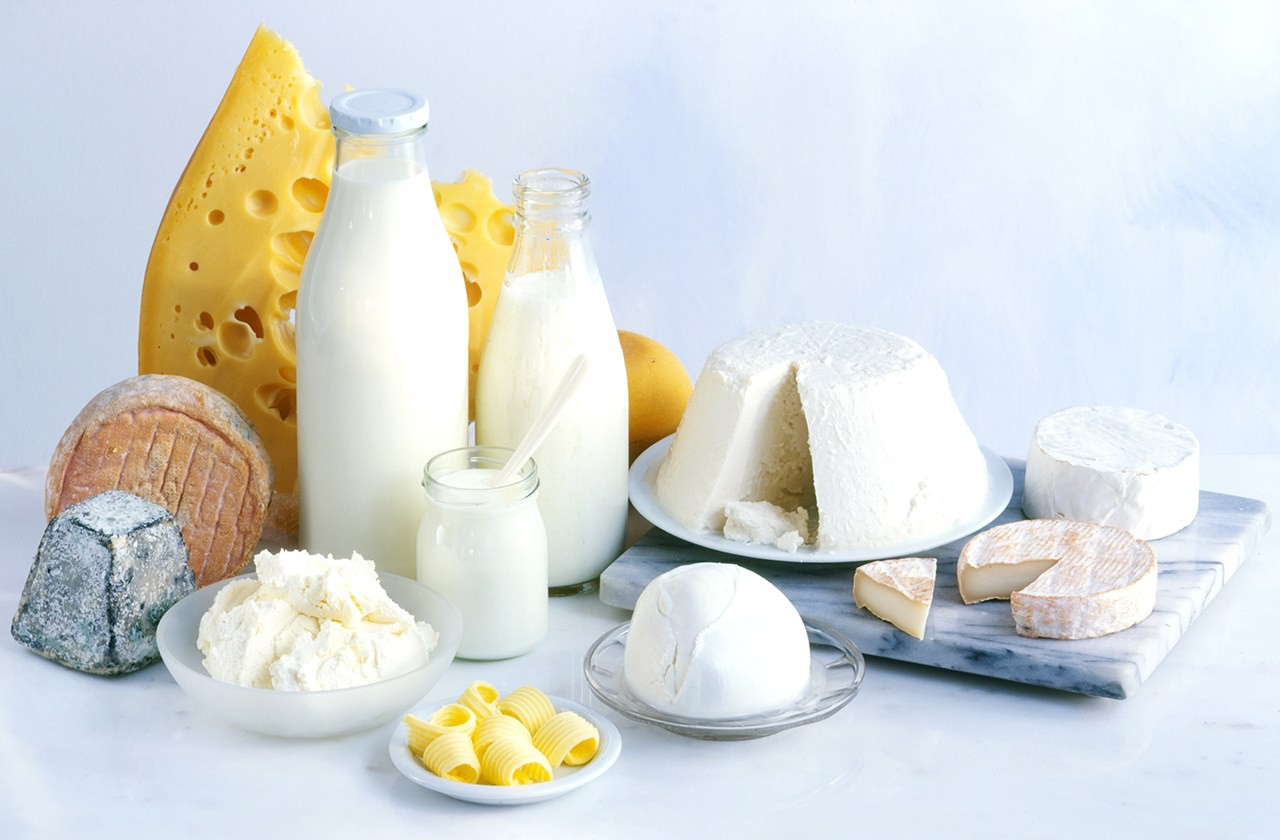 dairy-bloating