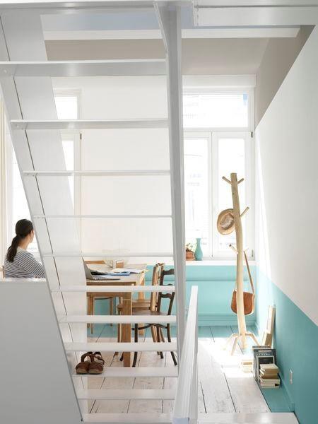 Những màu sơn nội thất giúp nới rộng không gian - Ảnh 1.
