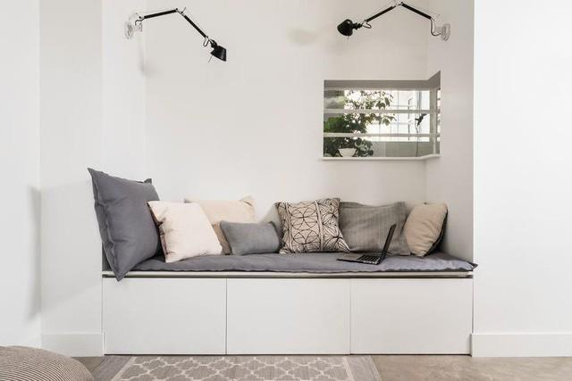 Những màu sơn nội thất giúp nới rộng không gian - Ảnh 5.