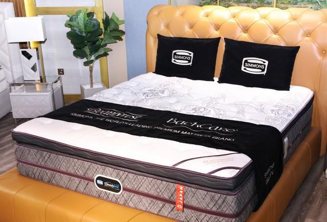 Simmons® Beautyrest® Lotus – Bản sắc Việt trên dòng nệm cao cấp hàng đầu thế giới - Ảnh 4.