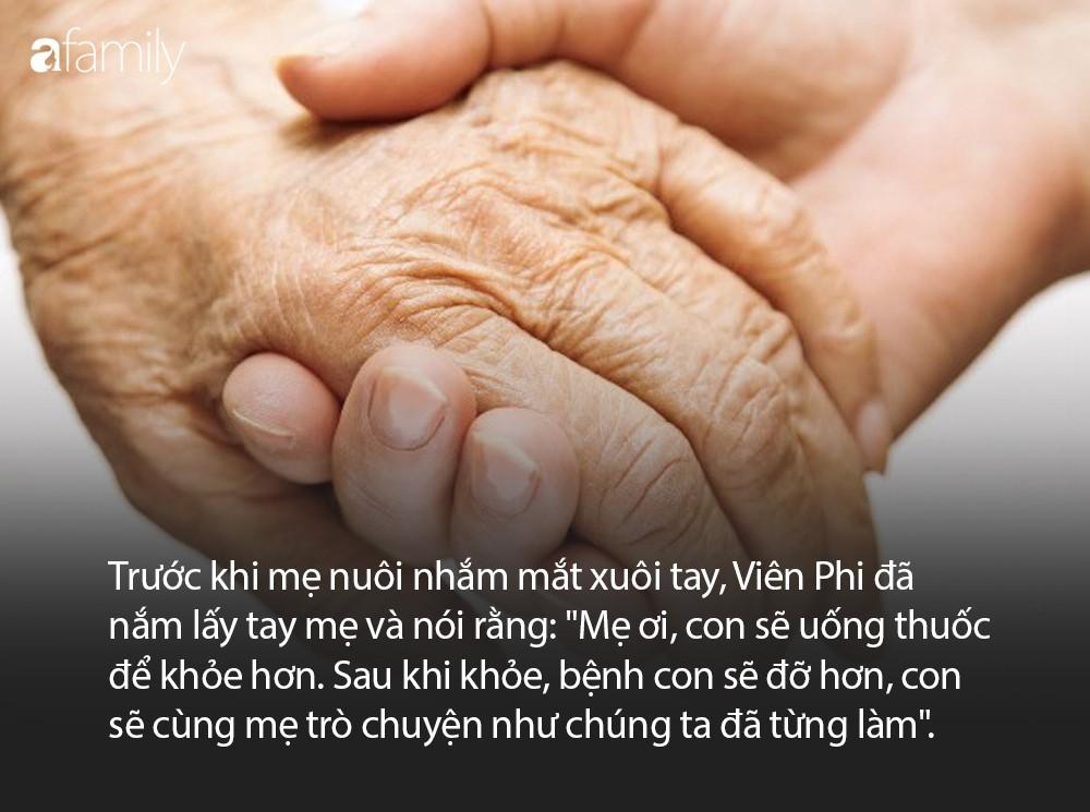 Câu chuyện hiếu thảo động lòng người ở Trung Quốc: Cô gái hy sinh cuộc sống từ năm 9 tuổi để kéo dài sự sống 16 năm cho mẹ nuôi - Ảnh 2.