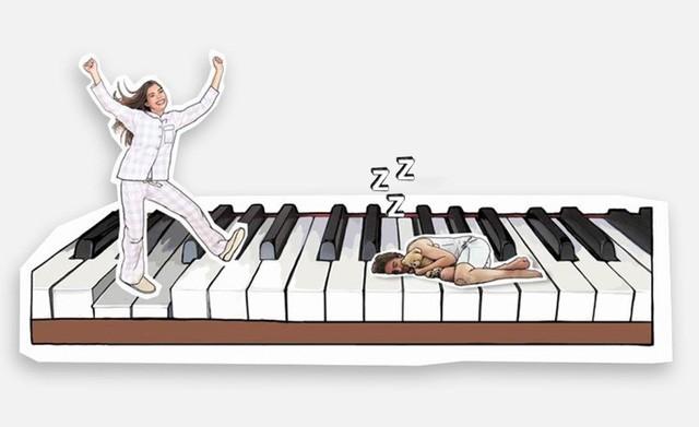 Bí mật bên trong tấm nệm giúp ai nằm cũng có giấc ngủ ngon nhất - Ảnh 2.
