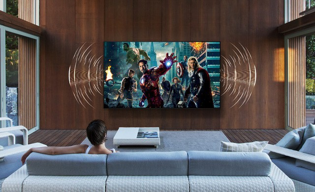 Vì sao nên chọn Sony OLED TV cho phòng khách hiện đại? - Ảnh 3.