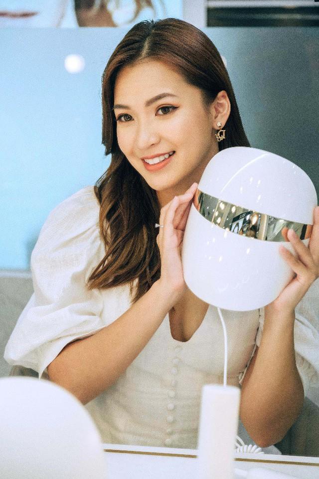 Cùng Tú Hảo, Linh Trương khám phá cách công nghệ giúp chăm sóc làn da - Ảnh 7.