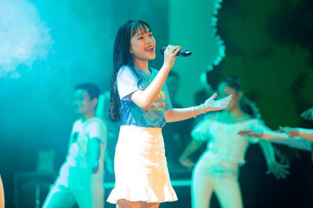 Bất ngờ trước thay đổi ngoạn mục của Á quân The Voice Kids 2017 - Ảnh 1.