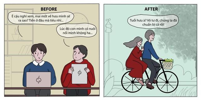 """Những thay đổi của người Việt trong """"Dự phòng bất trắc"""" - Ảnh 4."""
