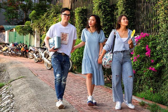 """Hết """"phá đảo"""" Sài Gòn, Châu Bùi – Khả Ngân tiếp tục """"oanh tạc"""" Hà Nội trong show thực tế City Girls - Ảnh 5."""