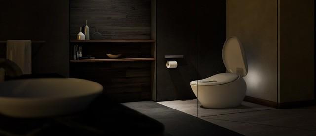 Nhìn thiết kế phòng tắm đoán tính cách gia chủ - Ảnh 10.