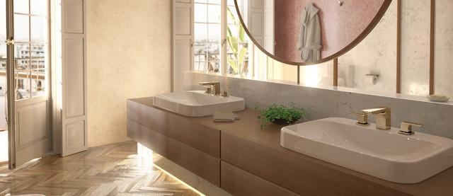 Nhìn thiết kế phòng tắm đoán tính cách gia chủ - Ảnh 2.