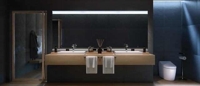 Nhìn thiết kế phòng tắm đoán tính cách gia chủ - Ảnh 5.