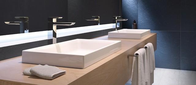 Nhìn thiết kế phòng tắm đoán tính cách gia chủ - Ảnh 7.