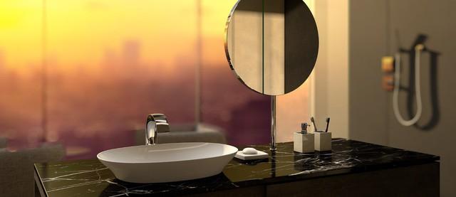 Nhìn thiết kế phòng tắm đoán tính cách gia chủ - Ảnh 9.