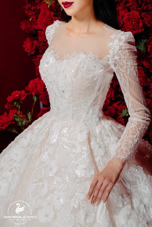 """Giải mã cơn sốt """"The Glamour Swan"""" của Swan Bridal trước mùa cưới 2020 - Ảnh 5."""
