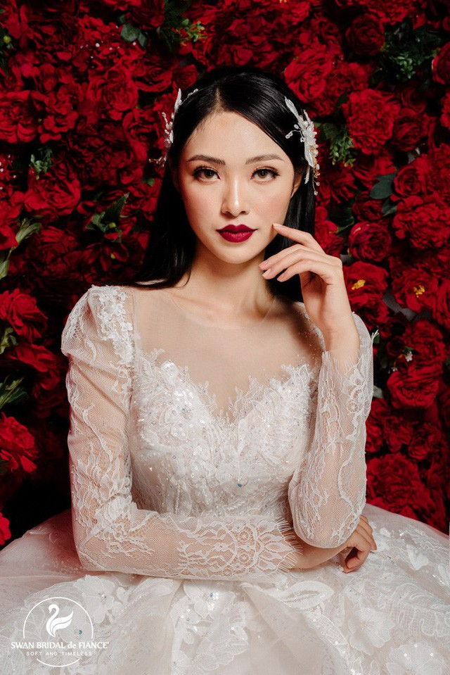 """Giải mã cơn sốt """"The Glamour Swan"""" của Swan Bridal trước mùa cưới 2020 - Ảnh 8."""