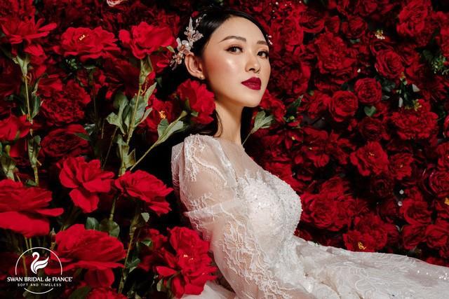 """Giải mã cơn sốt """"The Glamour Swan"""" của Swan Bridal trước mùa cưới 2020 - Ảnh 9."""