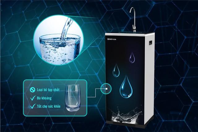 Bí kíp chọn máy lọc nước RO Smart chuẩn xịn - Ảnh 1.