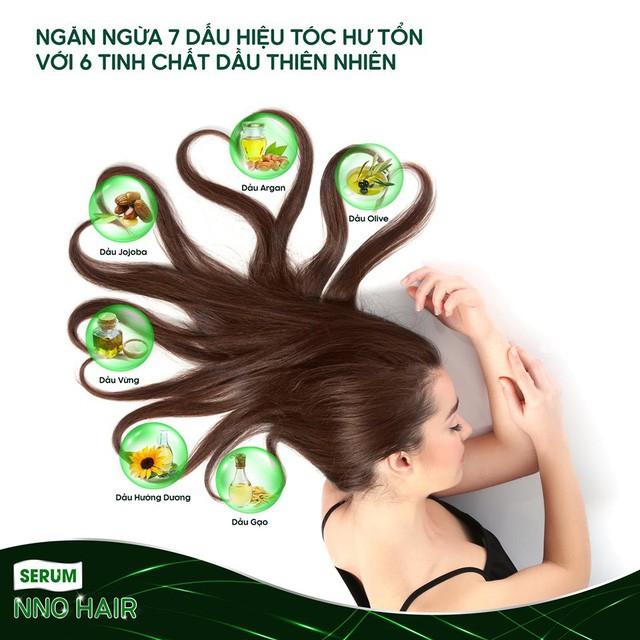"""Sai lầm của """"team tóc hư tổn"""" khi bỏ qua bước serum dưỡng tóc từ thiên nhiên - Ảnh 2."""