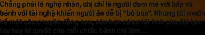 Food blogger Vũ Ánh Nguyệt: Người làm bánh Trung thu đợi đoàn viên cùng người thương vào... đêm trăng rằm - Ảnh 1.