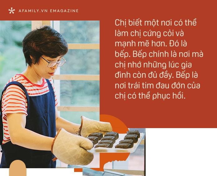 Food blogger Vũ Ánh Nguyệt: Người làm bánh Trung thu đợi đoàn viên cùng người thương vào... đêm trăng rằm - Ảnh 10.