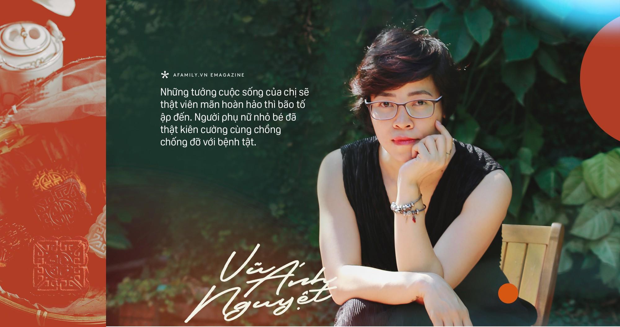 Food blogger Vũ Ánh Nguyệt: Người làm bánh Trung thu đợi đoàn viên cùng người thương vào... đêm trăng rằm - Ảnh 7.