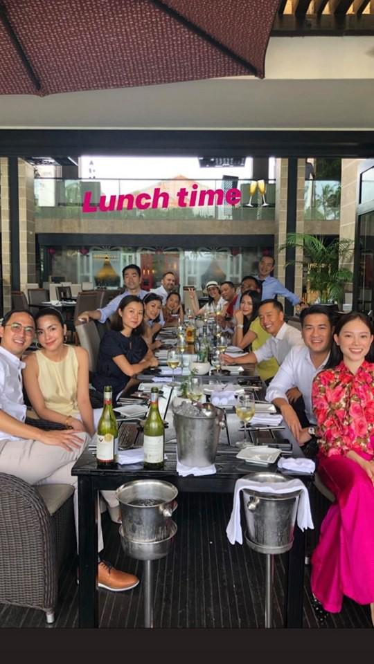 Rộ nghi vấn Phillip Nguyễn - em chồng Hà Tăng hẹn hò cùng hot girl The Look Linh Rin - Ảnh 1.