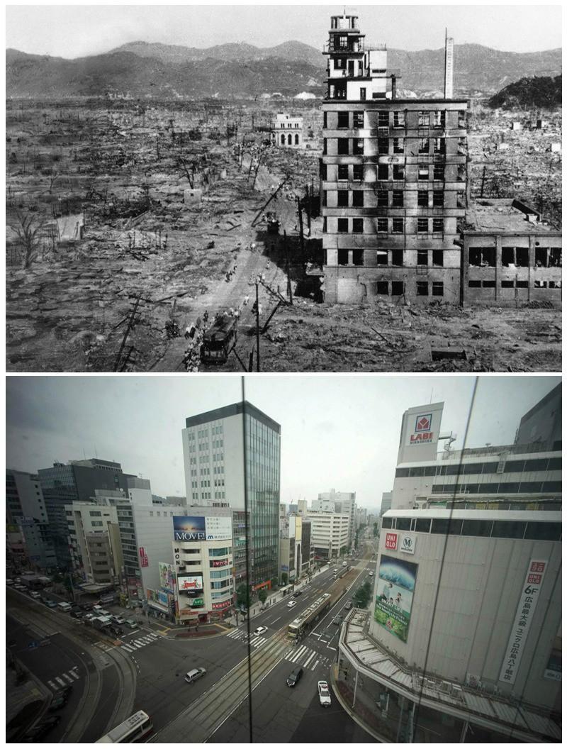 74 năm sau thảm họa bom nguyên tử: Thành phố Hiroshima và Nagasaki hồi sinh mạnh mẽ, người sống sót nhưng mãi chỉ nằm lại ở quá khứ - Ảnh 7.