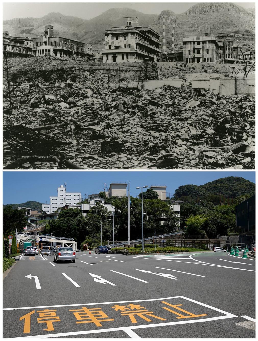 74 năm sau thảm họa bom nguyên tử: Thành phố Hiroshima và Nagasaki hồi sinh mạnh mẽ, người sống sót nhưng mãi chỉ nằm lại ở quá khứ - Ảnh 8.
