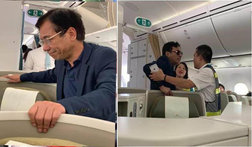 Vụ sàm sỡ trên máy bay: Đừng hành xử như trọc phú, ỷ có tiền bất chấp - Ảnh 2.