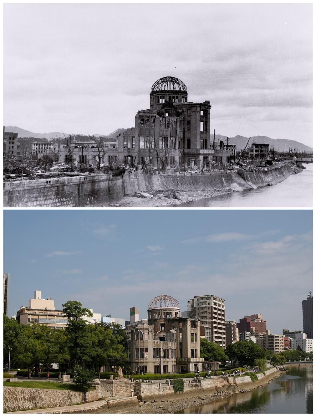 74 năm sau thảm họa bom nguyên tử: Thành phố Hiroshima và Nagasaki hồi sinh mạnh mẽ, người sống sót nhưng mãi chỉ nằm lại ở quá khứ - Ảnh 5.
