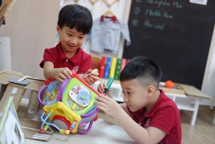 STEAMe GARTEN và hành trình lan tỏa giáo dục STEM đến miền đất học Nam Định - Ảnh 2.