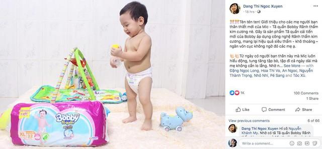 """Các mẹ Việt """"bật mí"""" bí quyết chọn tã cho bé trong giai đoạn lẫy lật - Ảnh 4."""