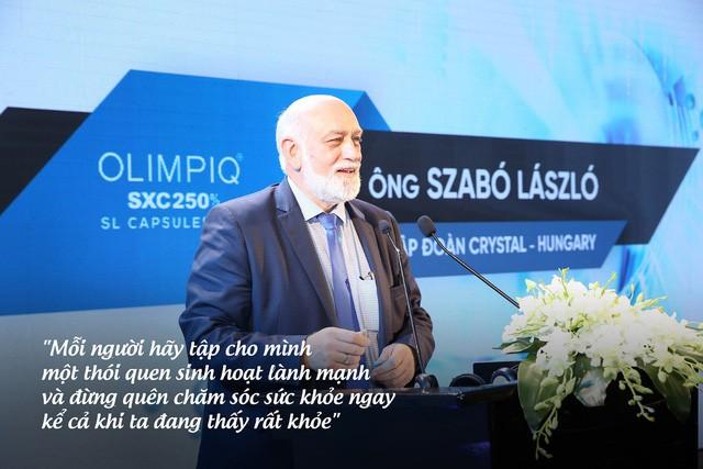 Szabó László – Câu chuyện xúc động về một chuyên gia tế bào gốc người Hung dành cả cuộc đời nghiên cứu với tình yêu vĩ đại dành cho cha - Ảnh 1.