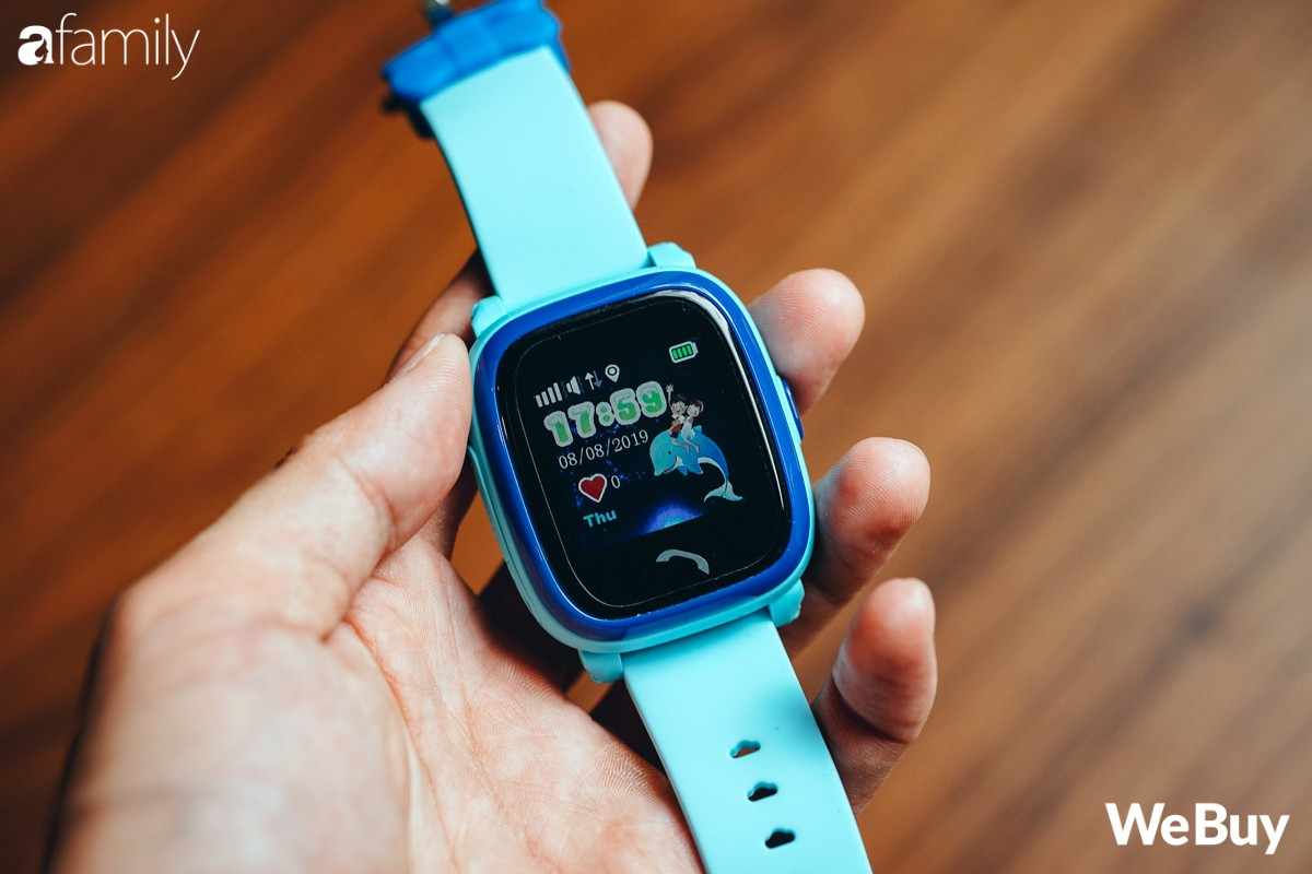đánh giá đồng hồ định vị trẻ em wonlex gw400s webuy afamily DSC07943