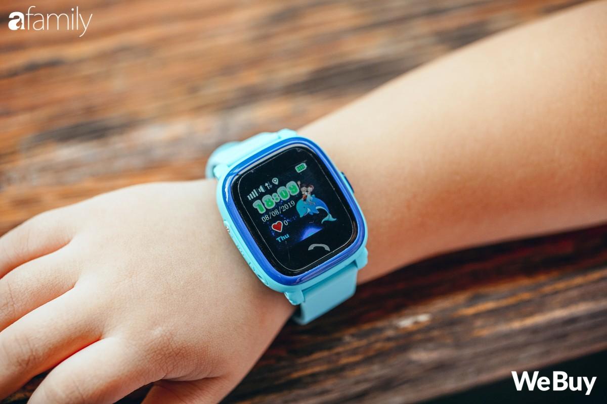 đánh giá đồng hồ định vị trẻ em wonlex gw400s webuy afamily DSC07965