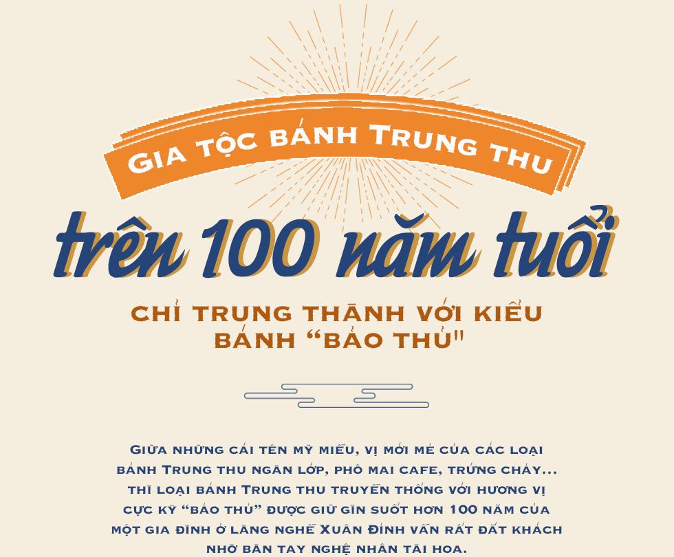 Hậu duệ đời thứ 4 của gia tộc hơn 100 năm làm bánh Trung thu đất Hà Thành: Nếu ăn chơi có thể thử 'của lạ', nhưng muốn nhớ lâu hãy quay về truyền thống - Ảnh 1.