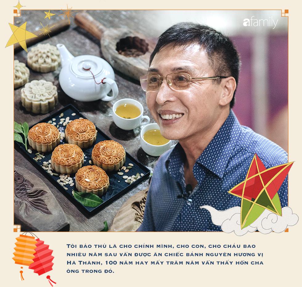 Hậu duệ đời thứ 4 của gia tộc hơn 100 năm làm bánh Trung thu đất Hà Thành: Nếu ăn chơi có thể thử 'của lạ', nhưng muốn nhớ lâu hãy quay về truyền thống - Ảnh 11.