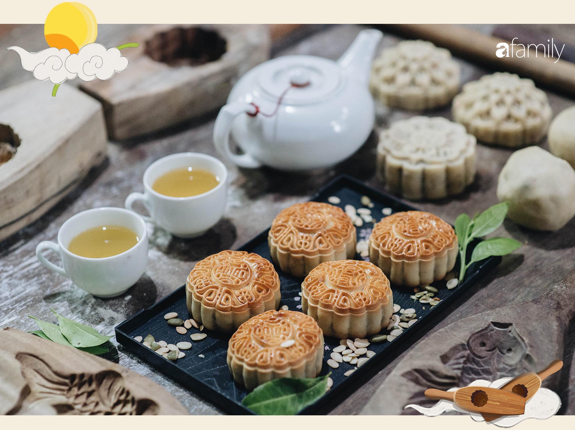 Hậu duệ đời thứ 4 của gia tộc hơn 100 năm làm bánh Trung thu đất Hà Thành: Nếu ăn chơi có thể thử 'của lạ', nhưng muốn nhớ lâu hãy quay về truyền thống - Ảnh 12.