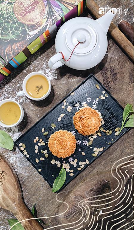 Hậu duệ đời thứ 4 của gia tộc hơn 100 năm làm bánh Trung thu đất Hà Thành: Nếu ăn chơi có thể thử 'của lạ', nhưng muốn nhớ lâu hãy quay về truyền thống - Ảnh 14.