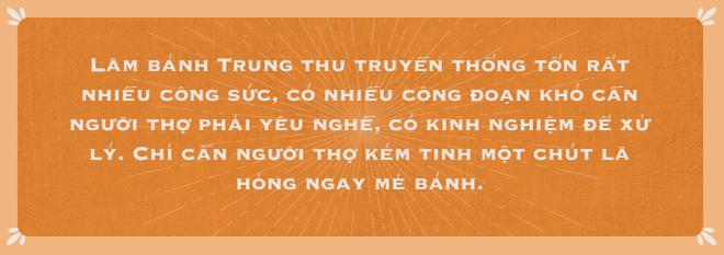 Hậu duệ đời thứ 4 của gia tộc hơn 100 năm làm bánh Trung thu đất Hà Thành: Nếu ăn chơi có thể thử 'của lạ', nhưng muốn nhớ lâu hãy quay về truyền thống - Ảnh 15.