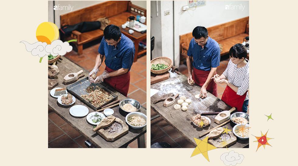 Hậu duệ đời thứ 4 của gia tộc hơn 100 năm làm bánh Trung thu đất Hà Thành: Nếu ăn chơi có thể thử 'của lạ', nhưng muốn nhớ lâu hãy quay về truyền thống - Ảnh 19.