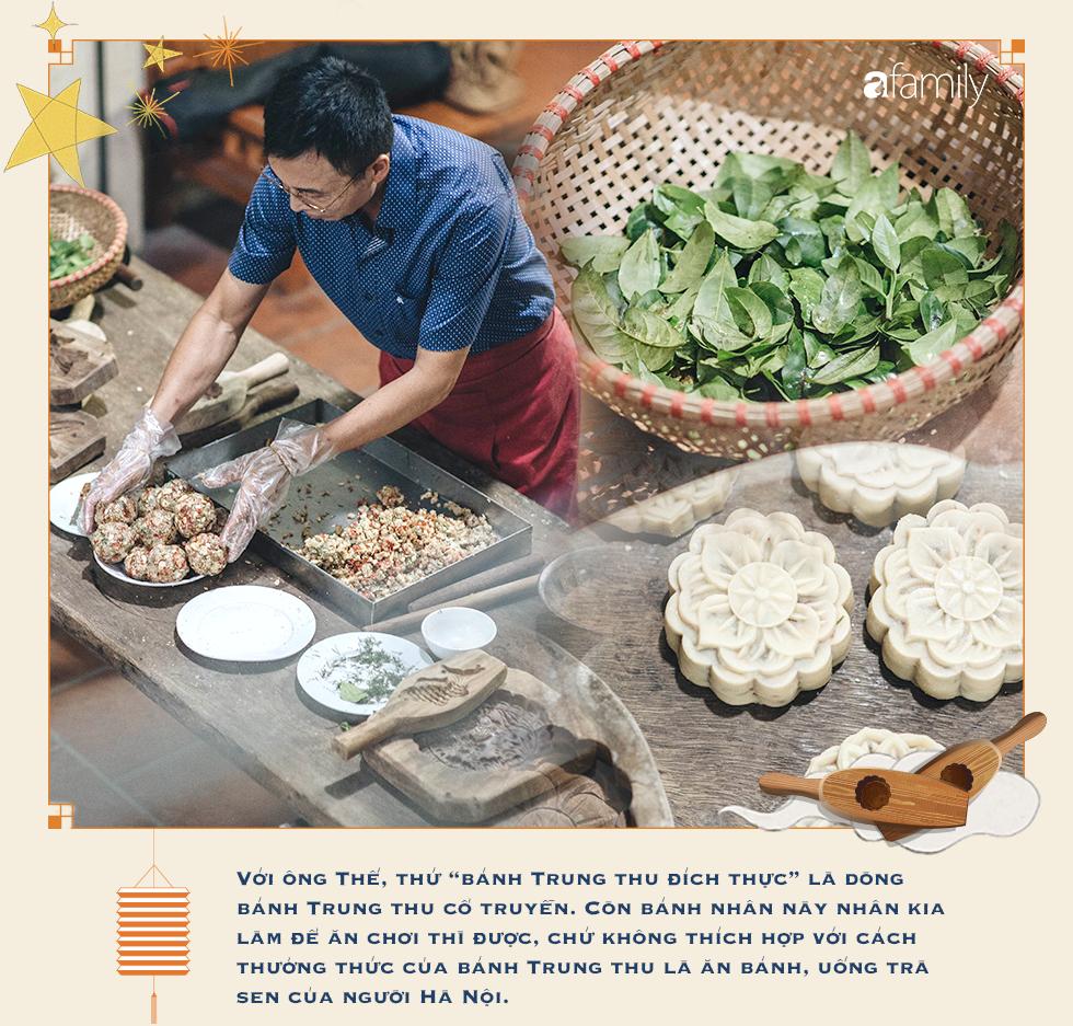 Hậu duệ đời thứ 4 của gia tộc hơn 100 năm làm bánh Trung thu đất Hà Thành: Nếu ăn chơi có thể thử 'của lạ', nhưng muốn nhớ lâu hãy quay về truyền thống - Ảnh 6.