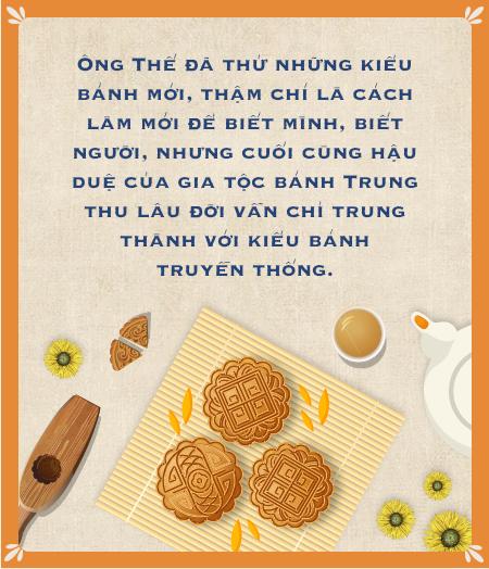 Hậu duệ đời thứ 4 của gia tộc hơn 100 năm làm bánh Trung thu đất Hà Thành: Nếu ăn chơi có thể thử 'của lạ', nhưng muốn nhớ lâu hãy quay về truyền thống - Ảnh 9.