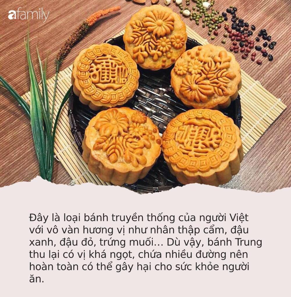 7 KHÔNG cần tuyệt đối tránh khi ăn bánh Trung thu để không bị bệnh tật ghé thăm - Ảnh 1.