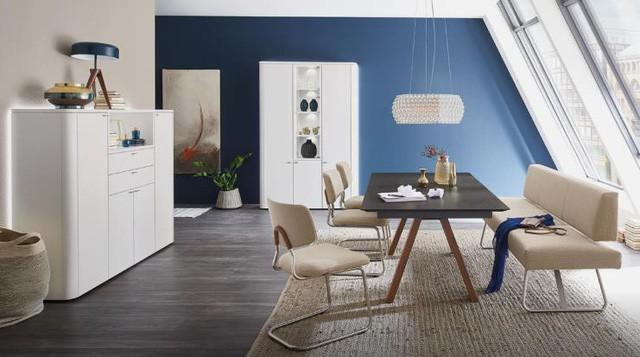 Biến hóa không gian sống đầy thú vị với những xu hướng mới nhất của nội thất Đức - Ảnh 4.