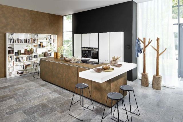 Biến hóa không gian sống đầy thú vị với những xu hướng mới nhất của nội thất Đức - Ảnh 5.
